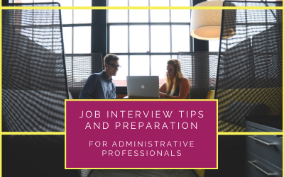 Job interview tips and preparation